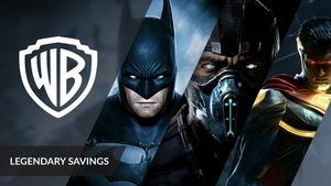 Bundle Stars Sale: Warner Bros.
