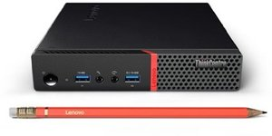 Lenovo ThinkCentre M700 Tiny Desktop, Core i3-6100, 8GB RAM, 500GB HDD