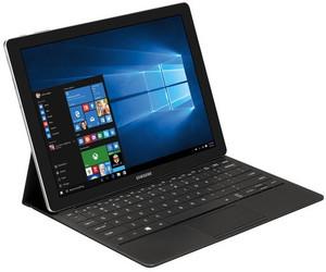 Samsung Galaxy TabPro S 12-inch Tablet, Core M3-6Y30, 8GB RAM, 256GB SSD, 1440p Display