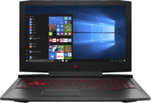 HP Omen 15t Core i7-7700HQ, Radeon RX 550, 1080p IPS, 8GB RAM, 1TB HDD (Mid-2017)