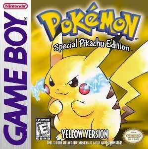 Pokemon Yellow Version (Nintendo 3DS Download)