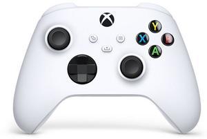 Xbox One S White Wireless Controller (2016)