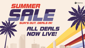 Fanatical Summer Sale Encore