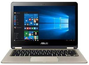 Asus VivoBook Flip 2-in-1, Core i5-6200U, 6GB RAM, 256GB SSD, 1080p Touch