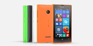 Microsoft Lumia 532 GSM Unlocked Smartphone