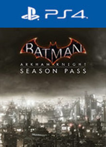 Batman: Arkham Knight Season Pass (PS4)