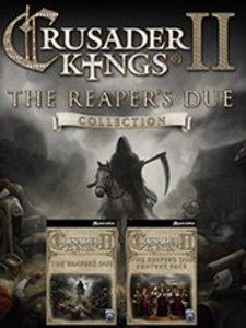 Crusader Kings II: The Reaper's Due Collection (PC DLC)