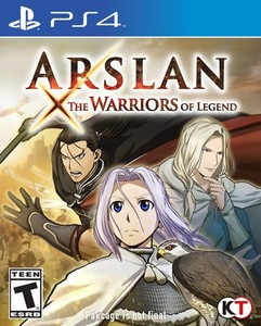 Arslan: The Warriors of Legend (PS4 Download) - PS Plus Required