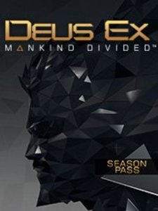 Deus Ex: Mankind Divided - Season Pass (PC Download)
