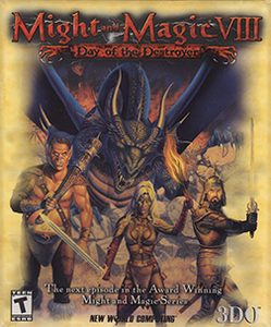 Might And Magic VIII: Day Of The Destroyer (PC Download)