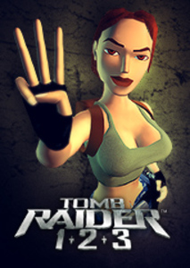 Tomb Raider 1+2+3 (PC Download)