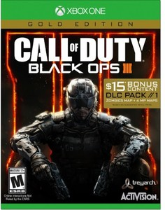 Call of Duty: Black Ops III - Gold Edition (Xbox One)