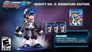 Mighty No. 9 Signature Edition (PS4)
