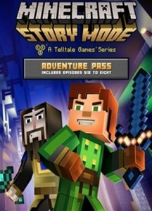 Minecraft Story Mode - Adventure Pass (PC DLC)