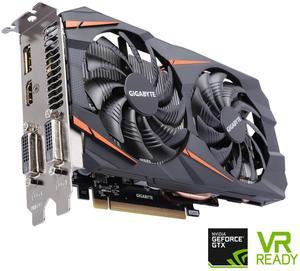 Gigabyte GeForce GTX 1060 Windforce OC 3GB Video Card