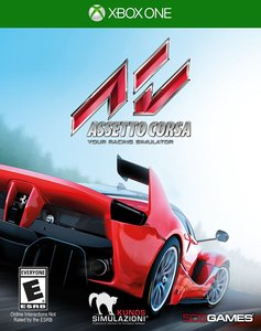 Assetto Corsa Ultimate Edition (Xbox One Download) - Gold Required