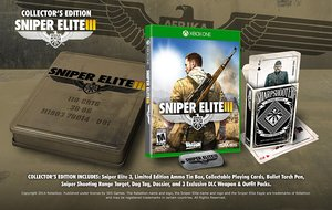Sniper Elite III Collector's Edition (Xbox One)