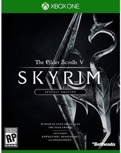 The Elder Scrolls V: Skyrim Special Edition (Xbox One) + $25 eGift Card