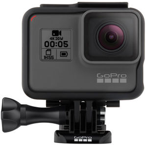GoPro HERO5 Black 4K Action Camera (Refurbished)