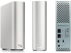 WD My Book Studio 3TB External Hard Drive for Mac (Refurbished)