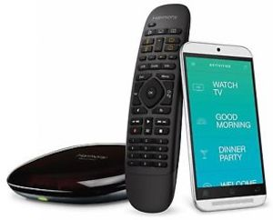 Logitech Harmony Companion All In One Remote Control (Refurbished)