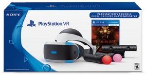 PlayStation VR Until Dawn Bundle