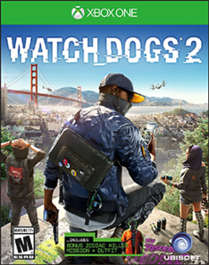Watch Dogs 2 (Xbox One) - Pre-owned