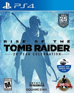 Rise of the Tomb Raider: 20 Year Celebration (PS4 Download)