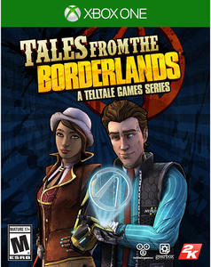 Tales From The Borderlands (Xbox One) - Pre-owned