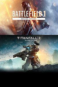 Battlefield 1 + Titanfall 2 Deluxe Bundle (Xbox One Download)