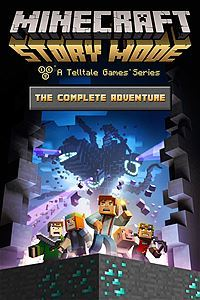 Minecraft: Story Mode - Complete Adventure (Xbox One Download) - Gold Required