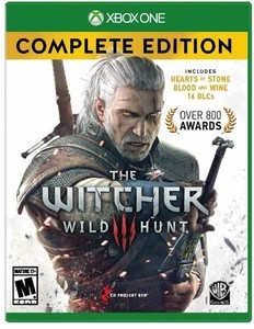 The Witcher 3: Wild Hunt - Complete Edition (Xbox One)