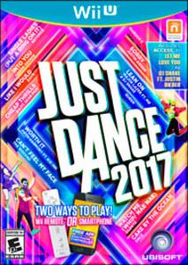 Just Dance 2017 (Wii U)