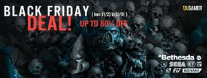 DLGamer Cyber Week Sale