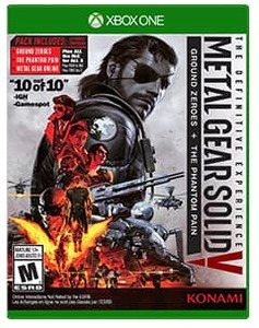 Metal Gear Solid V: The Definitive Experience (Xbox One Download)