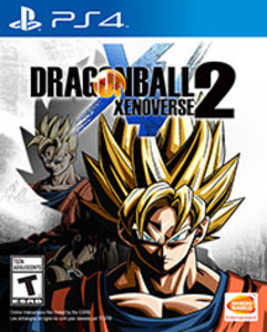 Dragon Ball Xenoverse 2 (PS4 Download)