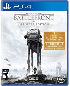 Star Wars: Battlefront Ultimate Edition (PS4 Download)