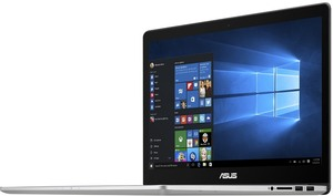 Asus ZenBook Pro Signature Edition, Core i7-4720HQ, 16GB RAM, 512GB SSD, GeForce GTX 960M, 4K IPS Touch (Re