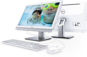 Dell Inspiron 22 3000 21.5-inch All-in-One, AMD A8-7410, 8GB RAM