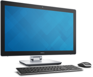 Dell Inspiron 24 7000 23.8-inch All-In-One, Core i7-6700HQ, 12GB RAM, GeForce 940M