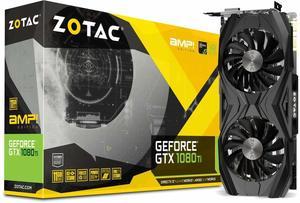 ZOTAC GeForce GTX 1080 Ti AMP Edition 11GB GDDR5X Video Card