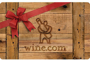 Wine.com $50 Gift Card (Email Delivery)