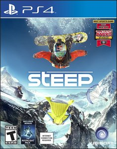 Steep (PS4 Download) - PS Plus Required