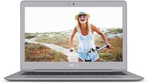 Asus Zenbook UX330UA-AH54 Core i5-7200U Kaby Lake, 8GB RAM, 256GB SSD, 1080p (Requires Prime)