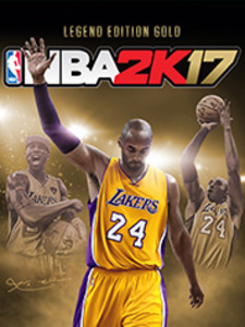 NBA 2K17 Legend Edition Gold (PC Download)