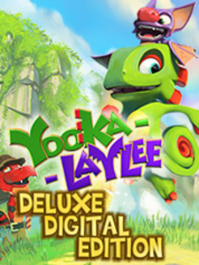 Yooka-Laylee: Digital Deluxe Edition (PC Download)