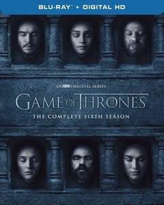 Game of Thrones: Complete 6th Season (Blu-ray)
