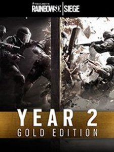 Tom Clancy's Rainbow Six Siege Gold Edition Year 2 (PC Download)