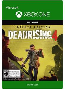 Dead Rising 4: Deluxe Edition (Xbox One Download) - Gold Required