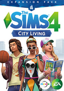 The Sims 4: City Living (PC Download)